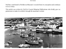 Decline and Closure of Porthleven Harbour