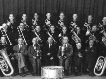 Porthleven Town Band and Gala Week Communications 1949